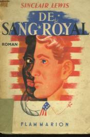 De Sang Royal. - Couverture - Format classique
