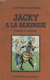 Jacky A La Rescousse - Couverture - Format classique
