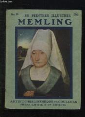 Les Peintres Illustres N° 55. Memling. - Couverture - Format classique