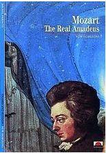 Mozart the real amadeus (new horizons) - Couverture - Format classique