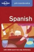 Spanish phrasebook 2ed - Couverture - Format classique