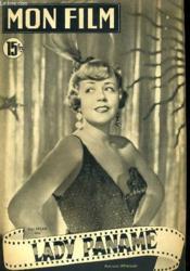 Mon Film N° 216 - Lady Paname - Couverture - Format classique