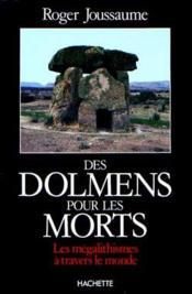 Dolmens Pour Les Morts - Couverture - Format classique