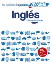 Inglés ; falsos principantes - Couverture - Format classique