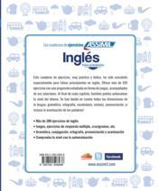 Inglés ; falsos principantes - 4ème de couverture - Format classique