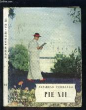Pie Xii- Le Livre Chretien N°11 - Couverture - Format classique