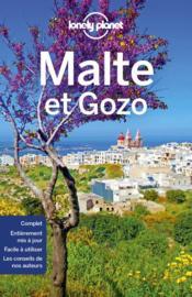 Malte et Gozo (4e édition) - Couverture - Format classique