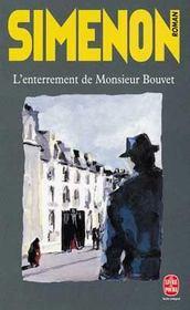 L'enterrement de monsieur bouvet - Intérieur - Format classique
