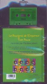 Tom Pouce ; Le Rossignol De L'Empereur - 4ème de couverture - Format classique
