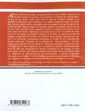 Lectura De Los Pasos Perdidos De Alejo Caprentier - 4ème de couverture - Format classique