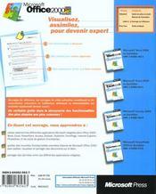 Office 2000 Premium - 4ème de couverture - Format classique