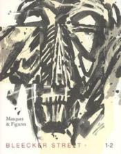 Bleecker Street 1-2/Masques Et Figures - Couverture - Format classique