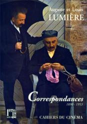 Correspondances 1890-1953 - Couverture - Format classique