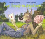 Loup magicien - Intérieur - Format classique