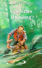 Liens Du Sang (Les) T.1 N 122 - Couverture - Format classique