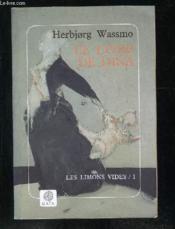 Le Livre De Dina T.1 ; Les Limons Vides - Couverture - Format classique
