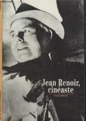 Jean Renoir, cinéaste - Couverture - Format classique