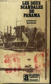 Les Deux Scandales De Panama. - Couverture - Format classique