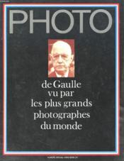 Photo Numero Special Hors Serie - De Gaulle Vu Par Les Plus Grands Photographes Du Monde - Couverture - Format classique