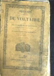 Oeuvres Completes De Voltaire Avec Des Remarques Et Des Notes Historiques Scientifiques Et Litteraires Tome Li - Dictionnaire Philosophique Tome 1 - Deuxieme Edition. - Couverture - Format classique