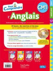 Pour comprendre l'anglais ; CM1 - 4ème de couverture - Format classique