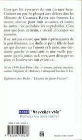 Petite Tribu De Femmes - 4ème de couverture - Format classique