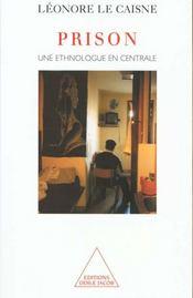 Prison - une ethnologue en centrale - Intérieur - Format classique
