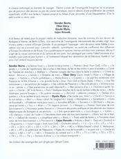 Destins Croises De L'Avant-Garde Hongroise, 1918-1928 - 4ème de couverture - Format classique