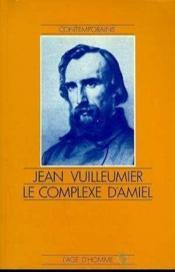 Le Complexe D'Amiel - Couverture - Format classique