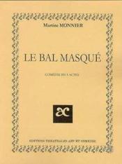 Le bal masque - Couverture - Format classique
