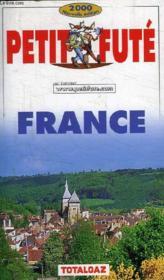 France 2000, le petit fute - Couverture - Format classique