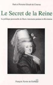 Le secret de la reine - Couverture - Format classique