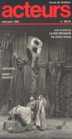 Acteurs auteurs no 90-91 mai-juin 1991 - Couverture - Format classique
