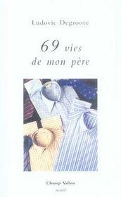 69 vies de mon père. récit - Intérieur - Format classique