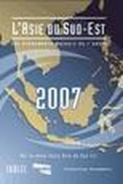 L'Asie Du Sud-Est 2007 - Couverture - Format classique