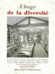 ELOGE DE LA DIVERSITE bouquet de texte - Couverture - Format classique