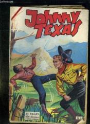 Johnny Texas N° 23. - Couverture - Format classique
