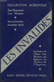 Les Invalides - Couverture - Format classique