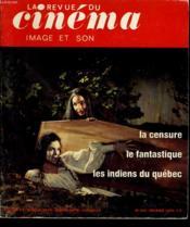 Revue De Cinema - Image Et Son N° 303 - Le Censure - Le Fantastique - Les Indiens Du Quebec - Couverture - Format classique