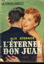 L'Eternel Bon Juan - Couverture - Format classique