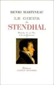 Le coeur de Stendhal t.1 - Couverture - Format classique