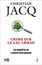 Les enquêtes de l'inspecteur Higgins T.27 ; crime sur le lac Léman - Couverture - Format classique