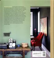 Farrow & Ball ; recettes couleurs - 4ème de couverture - Format classique