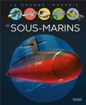 Les sous-marins - Couverture - Format classique