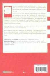 Droit comptable - 3e ed. (3e édition) - 4ème de couverture - Format classique