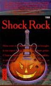Shock Rock - Couverture - Format classique