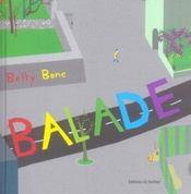 Balades - Intérieur - Format classique