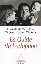 Le Guide De L'Adoption - Intérieur - Format classique