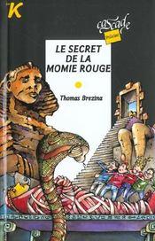Le secret de la momie rouge - Intérieur - Format classique