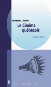 Le cinéma québécois - Couverture - Format classique